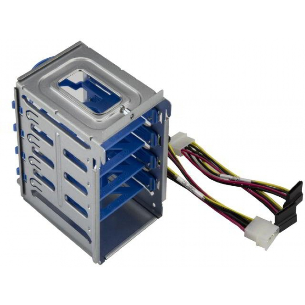 MCP-220-73201-0N Supermicro HDD/SSD Cage Includes 4 Internal 2.5