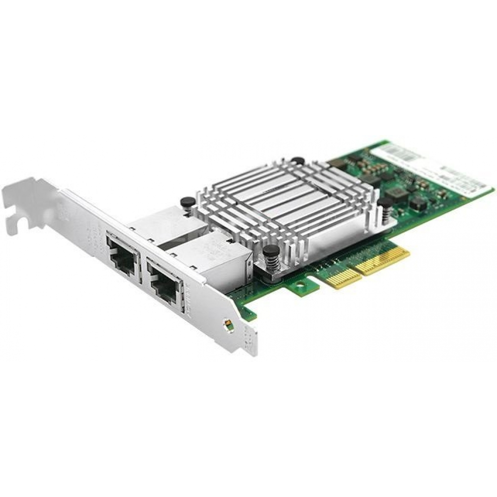intel X550 2 port 10GBE RJ45 Ethernet Kart