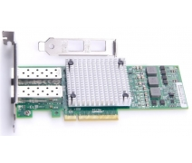 DELL HP Supermicro Uyumlu 2 Port Ethernet Kartı 10GbE SFP  Broadcom 57810 Chip