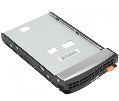 "MCP-220-00116-0B Supermicro Black (Gen 5) NVMe 3.5"" to 2.5"" Drive Tray"